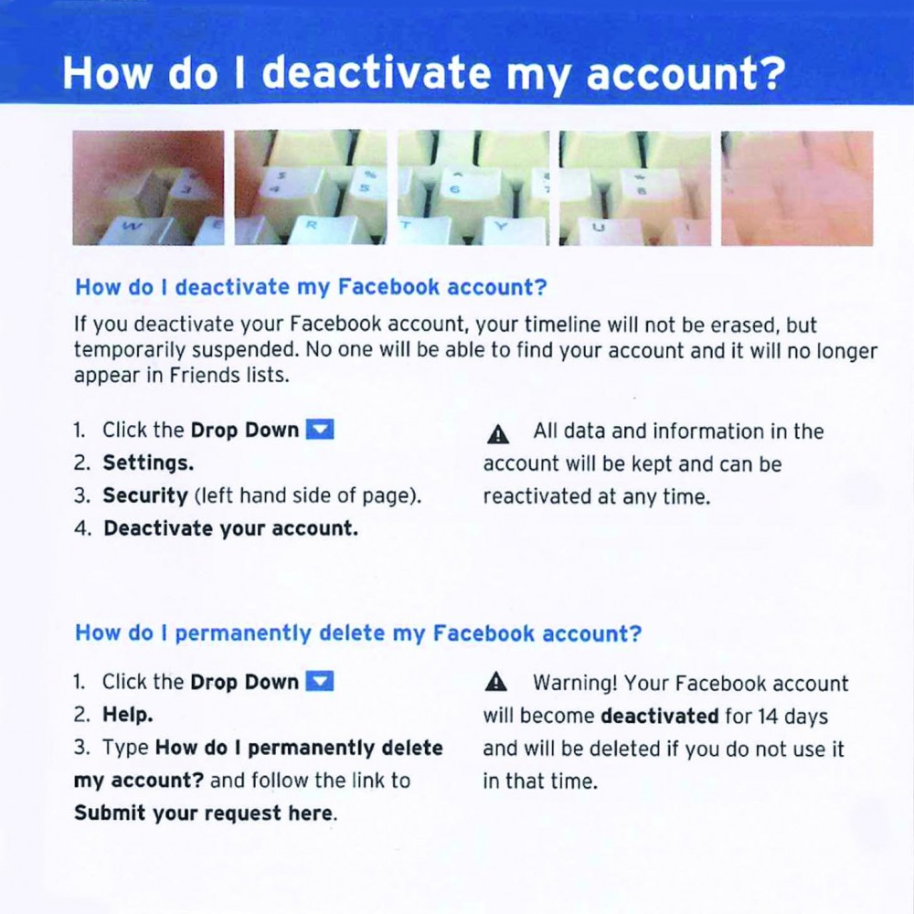 How Do I Permanently Delete My Facebook Account Facebook10
