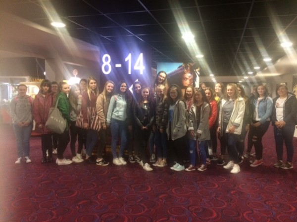 Year 10 rewards trip