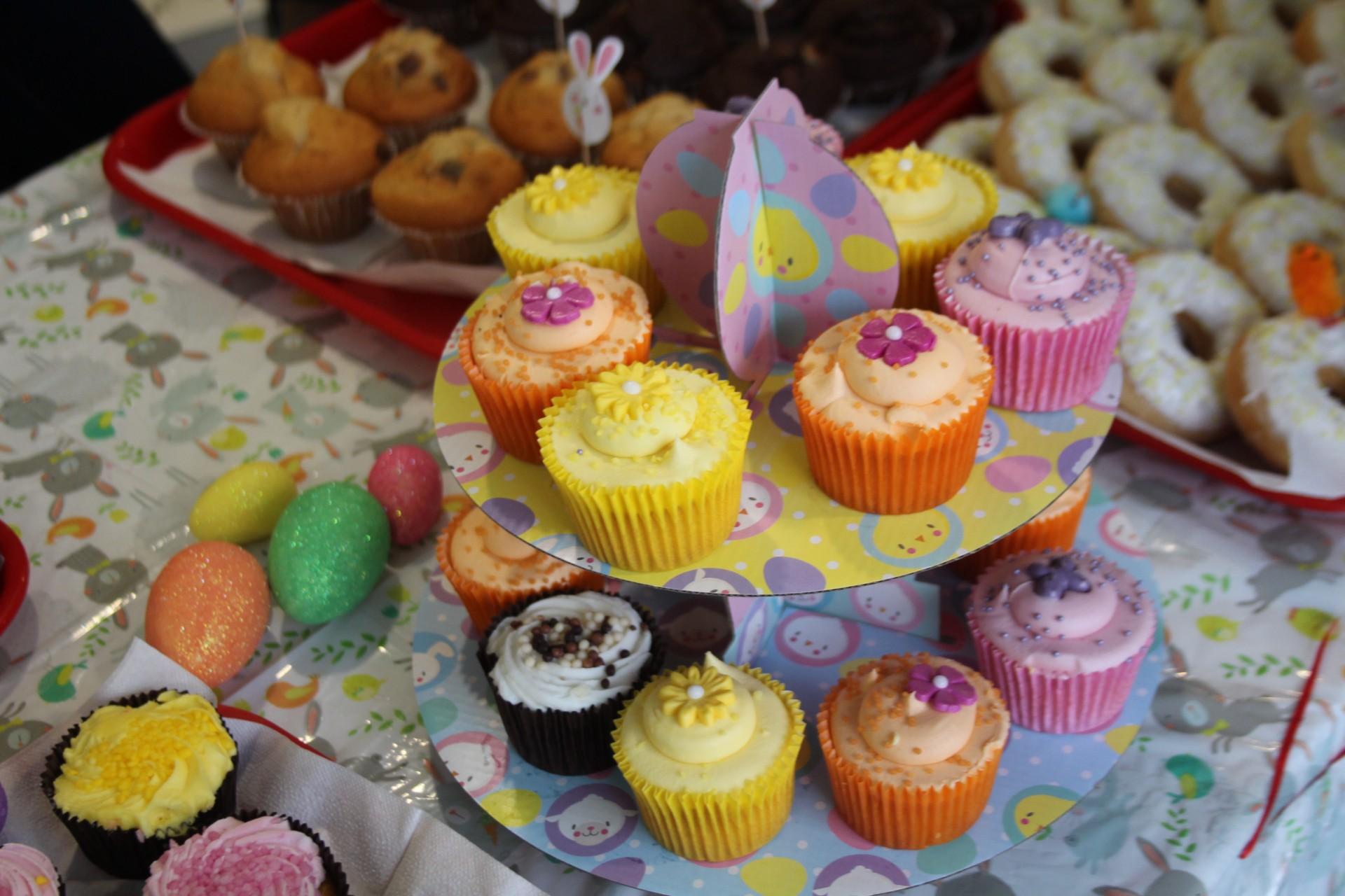easter bun and cake sale  u00ab belfast model school for girls