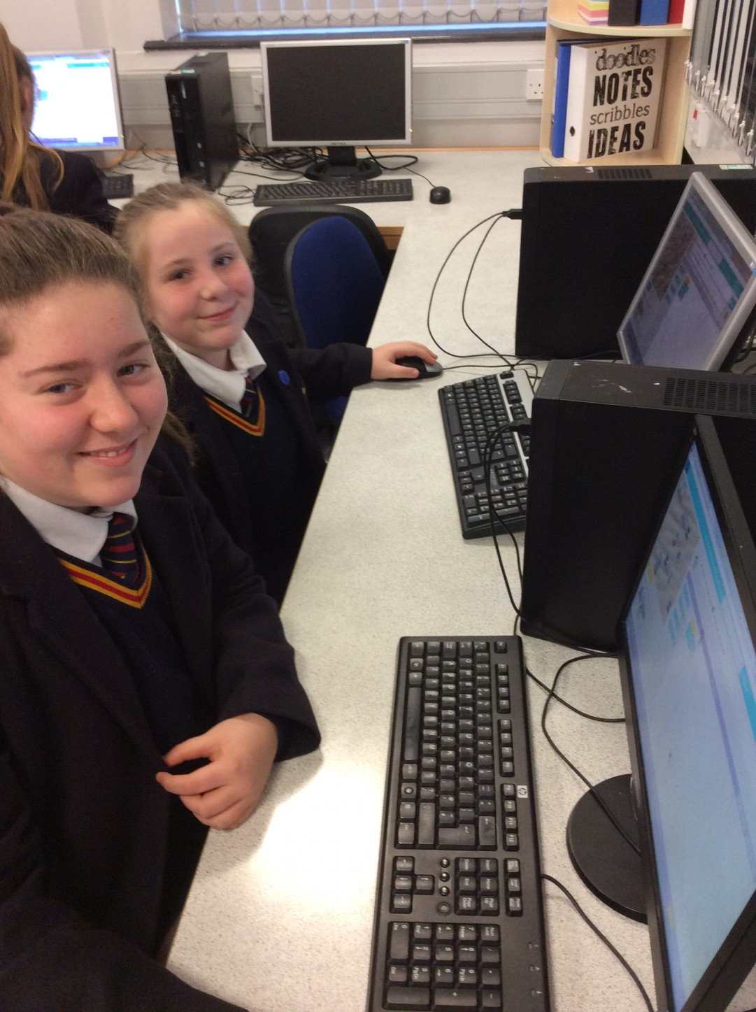 Hour of Code: Star Wars and BB8s « Belfast Model School for
